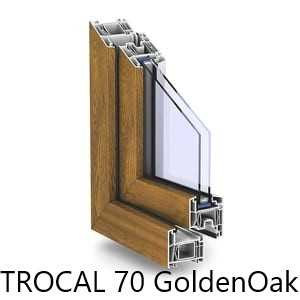 Fenster TROCAL 70