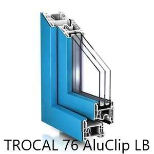 Fenster TROCAL 76