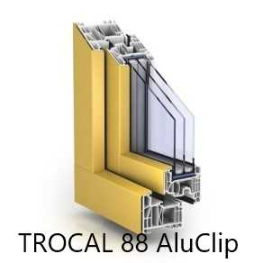 Fenster TROCAL 88