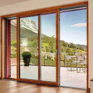 Balkontur Terrassetur Fensterturen Und Glasfenster Windoor Swiss